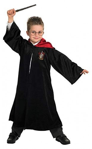 Official Harry Potter Gryffindor Deluxe Robe Childs  (Example Photo)
