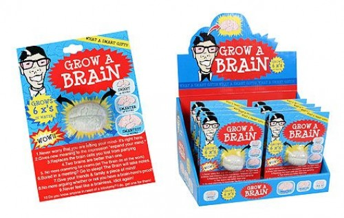 Grow a Brain (Example Photo)
