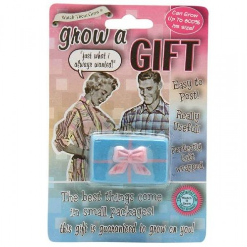 Grow A Gift (Example Photo)