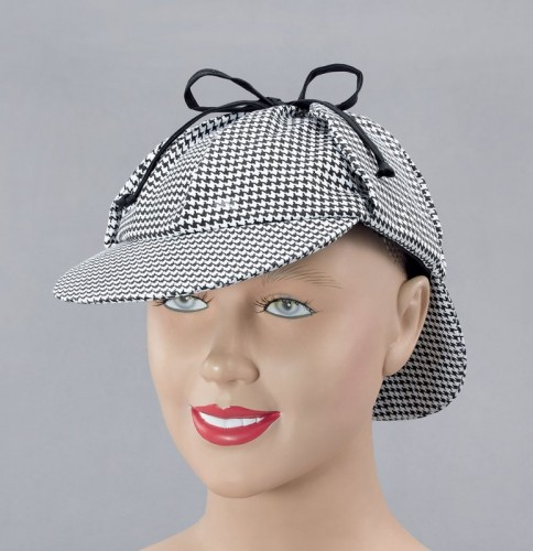 Out of stock - Sherlock Detective Hat (Example Photo)