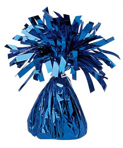 Foil Weight Blue (Example Photo)