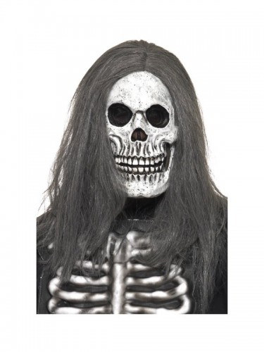 Sinister Skeleton Mask (Example Photo)