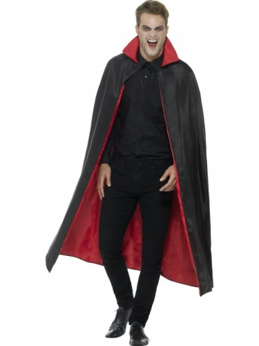 Reversable Vampire Cape (Example Photo)
