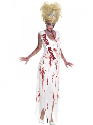 Zombie Prom Queen Adult  (Example Photo)