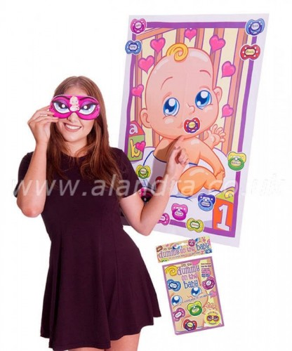 Dummy on the Baby Game (Example Photo)