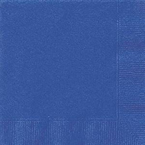 Luncheon Napkins  Blue (Example Photo)