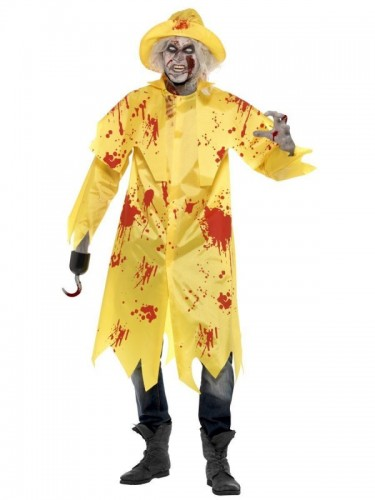 Zombie Sou'wester  (Example Photo)