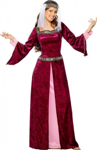 Maid Marion Costume (Example Photo)