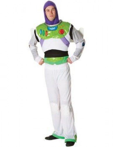 Disney Buzz Lightyear Adult Costume - SOLD OUT (Example Photo)
