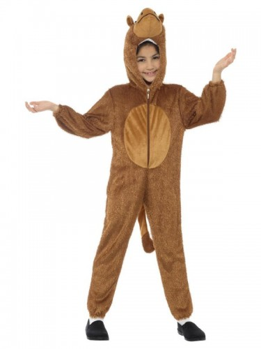 Camel Child Costume  (Example Photo)