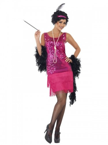 Funtime Flapper Costume (Example Photo)