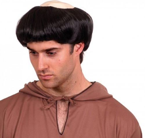 Monks Wig (Example Photo)