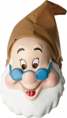 Doc Seven Dwarf Adult Mask (Example Photo)