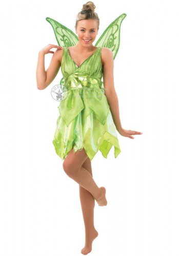 Tinker Bell, Disney Fairy Adult Costume (Example Photo)
