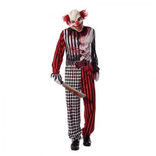Evil Scary Clown Circus  (Example Photo)