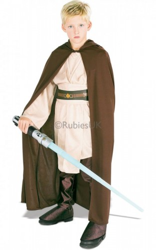 Jedi Robe Child Costume (Example Photo)