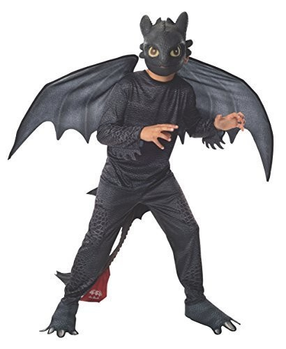 How to Train a Dragon 2 Toothless-Night Fury  (Example Photo)