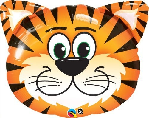Tickled Tiger  (Example Photo)