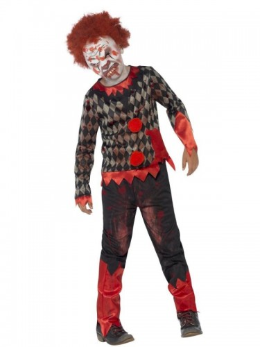 Deluxe Zombie Clown  (Example Photo)