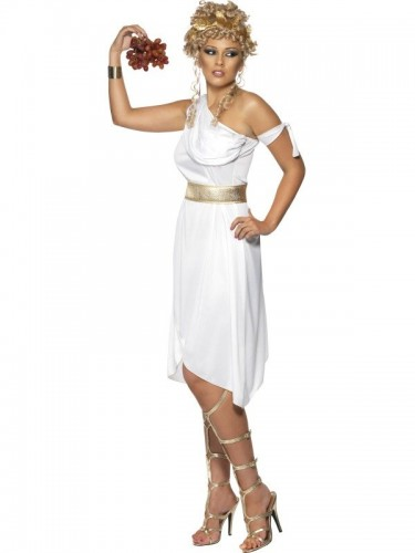 Greek Goddess Costume (Example Photo)