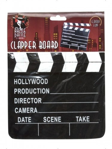 Clapper Board (Example Photo)