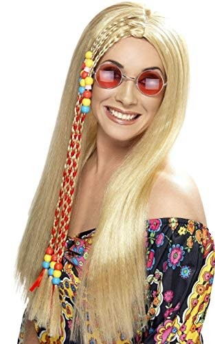 Hippy Party Wig (Example Photo)
