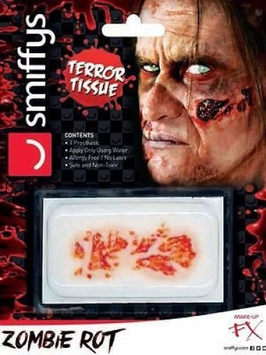 Horror Wound Transfer, Zombie Rot (Example Photo)