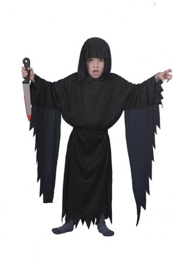 Screamer Robe Child Costume  (Example Photo)