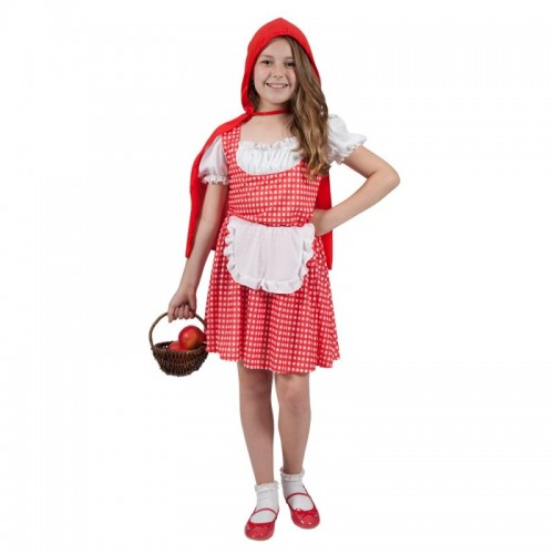 Storybook Red Riding Hood Child Costume (Example Photo)