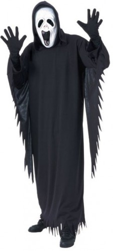 Howling Ghost Adult Costume  (Example Photo)