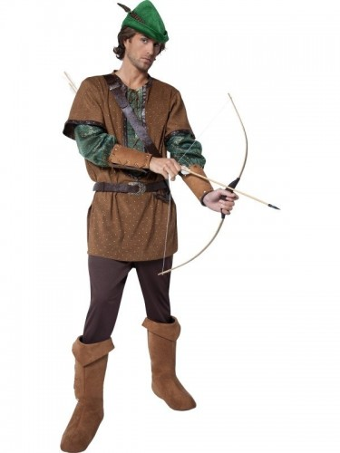 Tales of Old England Robin Hood Adult Costume (Example Photo)