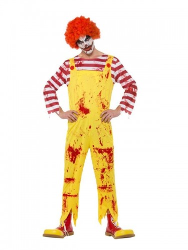 Kreepy Killer Clown  (Example Photo)