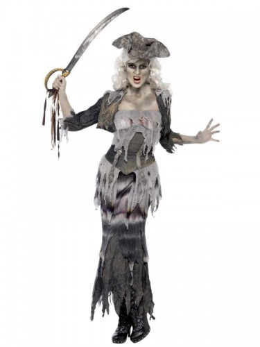 Ghost Ship Ghoulina Costume   (Example Photo)