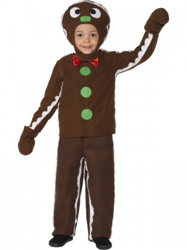 Little Ginger Man Child Costume (Example Photo)