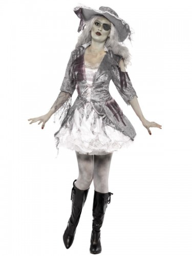 Ghost Ship Pirate Treasure Costume (Example Photo)