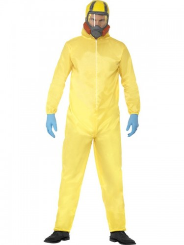 Breaking Bad Adult Costume (Example Photo)