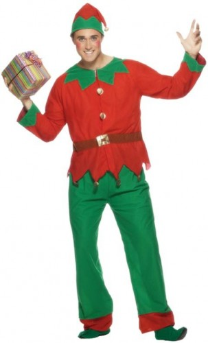 Elf Costume Sold Out (Example Photo)