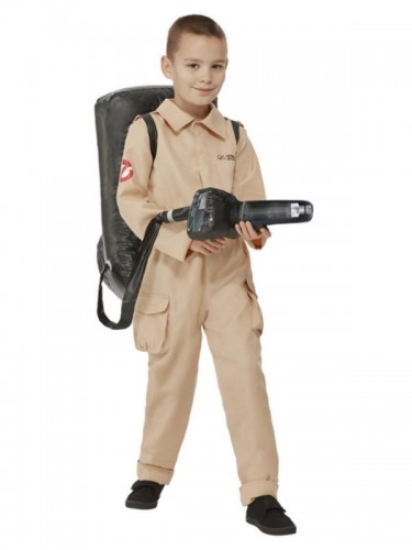 Ghostbusters Childs Costume (Example Photo)
