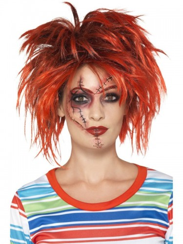 Chucky Make-Up Kit SOLD OUT (Example Photo)