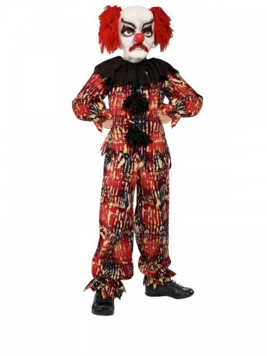 Scary Clown Costume  (Example Photo)