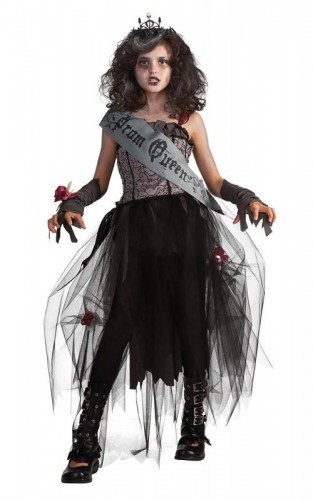 Goth Prom Queen Dress  (Example Photo)