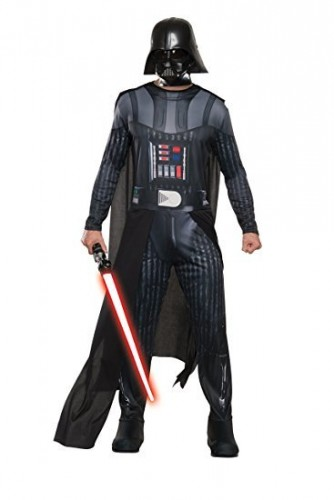 Darth Vader Adult Costume (Example Photo)