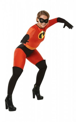 Disney 2 Mrs Incredible Adult Deluxe Costume, Womens (Example Photo)