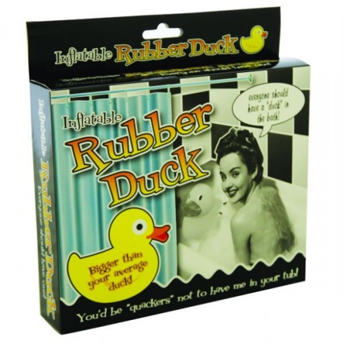 Inflatable Duck (Example Photo)