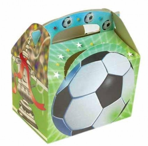 Party Boxes | Football Party Box (Example Photo)