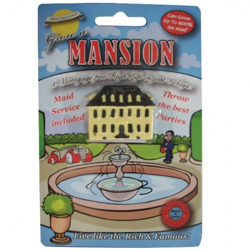 Grow A Mansion (Example Photo)