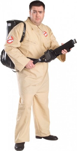 Ghostbusters Costume FC (Example Photo)