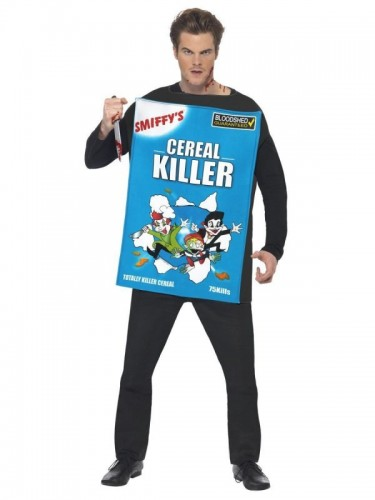 Cereal Killer Costume - Sold Out (Example Photo)