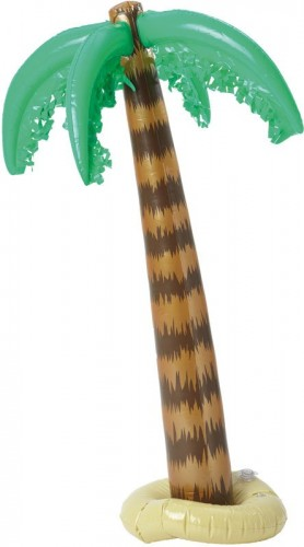 Inflatable Palm Tree (Example Photo)