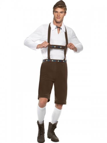 Bavarian Man Costume - Sold Out (Example Photo)